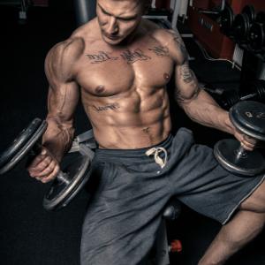 getting a lean body